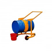 Chariot porte fût manuel - Capacité :364 kg