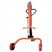 Chariot porte-fût manuel - Capacité : 250 kg