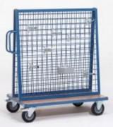 Chariot porte outils et pièces - Charge (kg) : 500