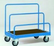 Chariot porte panneau pivotant - Charge (kg) : 500 ou 1200