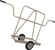 Chariot porte panneaux - Capacité de charge : 400 kg