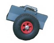 Chariot porte panneaux 2 roues - Charge utile (Kg) : 250