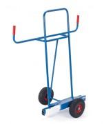 Chariot porte-panneaux en acier 400 Kg - Charge (kg) : 350 - 400