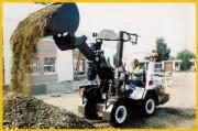 Chariot pose bordures - ETP 2004 capacité 2 tonnes