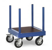 Chariot pour charge longue - Charge : 1500 Kg