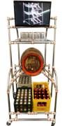 Chariot pour Fût sur mesure - Matériaux anticorrosion