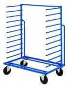 Chariot pour panneaux 400 Kg - Capacité de charge (kg) : 200 - 400