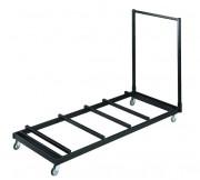 Chariot pour tables 400 kg - Dimensions (L x l x h) cm : 164 x 70 x 114