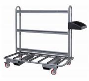 Chariot pour transport de menuiserie - Capacité de charge (kg) : 565