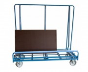 Chariot pour transport de panneaux - Charge utile (Kg) : 600 – 1200