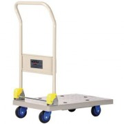 Chariot professionnel en polypropylène - Charge utile (Kg) : 120