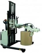 Chariot retourneur de bobine - Diamètre min/max de la bobine : 440 / 1200 mm - Capacité : 500 kg