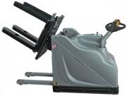 Chariot retourneur de palette - Capacité maximum : 1000 Kg