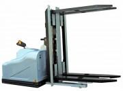 Chariot retourneur de pile 1800 Kg - Format max : 120x160 cm - Capacité maximum : 1800 kg