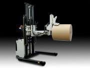 Chariot retourneur electrique bobine - Rotation sur l'axe : 90°