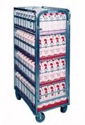 Chariot roll pour produits frais - 46270
