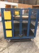Chariot rolls de manutention - Sécurité optimale