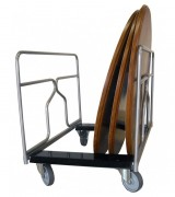 Chariot roulant porte table - Charge  : 300 kg