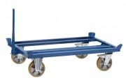 Chariot rouleur de palettes 1000 Kg - Charge (Kg) : 1000