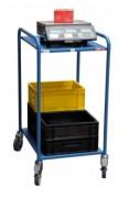Chariot-servante d'atelier - Charge utile (Kg) : 250