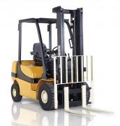 Chariot thermique Diesel et Gaz - Capacité de 2000 à 3000 kg