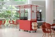 Chariot traiteur dinette - Chariot Traiteur