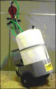 Chariot transport d'huile à 2 poignées - Ref.N 00326886