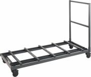 Chariot transport tables et chaises - Capacité : 10 tables pliantes / 20 chaises empilable / 26 chaises pliantes