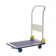 Chariot à dossier rabattable - Capacité : entre 150 et 400 kg