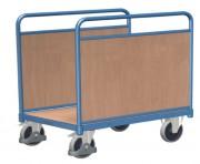 Chariots de manutention à ridelles - Charge utile (Kg) : 500