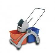 Chariots de nettoyage multifonction - Dimension (L x h x l) mm : 1030 x 900 x 480