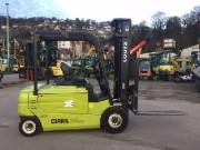 Chariots élévateurs électriques - Capacité de levage : maximum 16 T