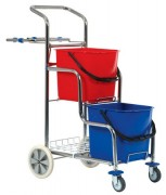 Chariots en escalier - Dimensions  chariot (LxIxH) en cm:  60 x 44 x 88