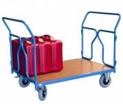 Chariots modulaire à ridelles - Charge utile (Kg) : 500