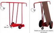 Chariots porte panneaux - Charge utile : de 250 à 400 Kg