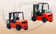 Chariots thermiques - Motorisation gaz