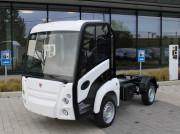 Châssis cabine 2 sièges - Capacité de charge : 1024 kg