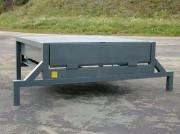 Chassis métallique pour quai de déchargement - Accessoire pour quai de chargement