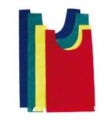 Chasuble de sport unicolore - 4 tailles disponibles : 0 - 1 - 2 - 3