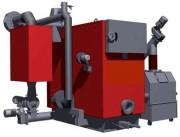Chaudière à bois - De 200 kW à 4000 kWw de puissance