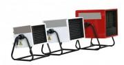 Chauffage aérotherme électrique - Puissance (kW) : De 6 à 18