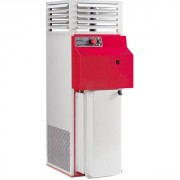 Chauffage air pulsé fixe - Puissance calorifique (Kw) : 34.8 - 69.8