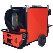Chauffage air pulsé mobile à combustion indirecte - Puissance calorifique maxi : de 110.4 à 235.7 Kw