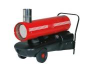 Chauffage air pulsé mobile à fuel - Puissance calorifique : de 23.4 à 90.6 Kw
