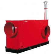 Chauffage air pulsé plein air - Puissance calorifique (Kw) : 133.7