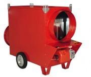 Chauffage atelier d'air pulsé - Puissance calorifique maxi (Kw) : 174.4