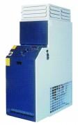Chauffage au fioul à air pulsé - Puissance calorifique (Kcal/H) : 60200 - Débit d'air (M3/H) : 4500