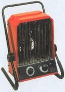 Chauffage d'atelier aérotherme mobile - Débit d'air : 780 m³/h
