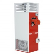 Chauffage d'atelier fixe - 2 Puissances calorifique en (Kw) sont disponibles : 34.8 ou 69.8