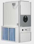 Chauffage d'atelier polycombustible - Débit d'air (à 70°C) : 4 160 M3/H